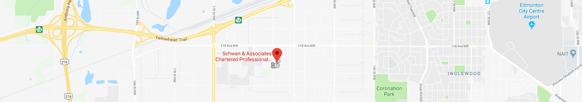 Find us on Google Maps - Schwan & Associates